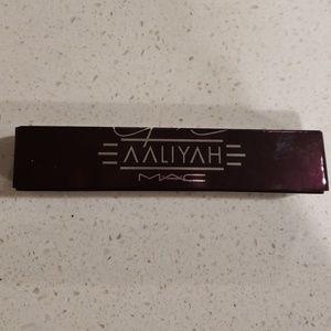 MAC x Aaliyah Lipglass